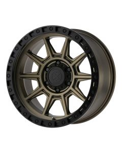 ATX Wheels AX202MATTE BRONZE W/ BLACK LIP