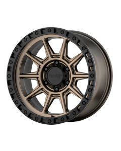American Racing AR202 MATTE BRONZE W/ BLACK LIP