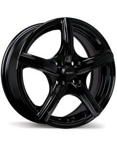 Fast Wheels Jet Gloss Black