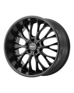 HELO Wheels HE890 SATIN BLACK