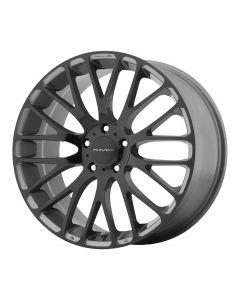 KMC Wheels MAZE PEARL GRAY W GLOSS BLACK FACE