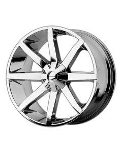 KMC Wheels SLIDE CHROME