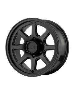 KMC Wheels TURBINE SATIN BLACK