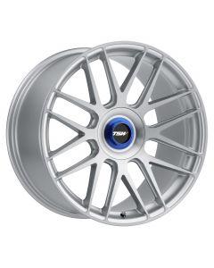 TSW Wheels HOCKENHEIM-T SILVER W/BRUSHED SILVER FACE & BALL MILLED SPOKE [R]