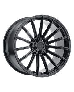 XO Wheels LONDON MATTE BLACK